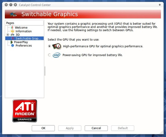 AMD/ATI drivers for mobility / notebook graphics and Microsoft Windows