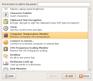 How to Monitor Laptop CPU Temperature and Hard Disk in Linux