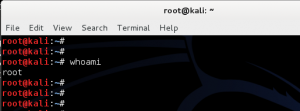 How to add remove user - Standard usernon-root - in Kali Linux - blackMORE Ops -12