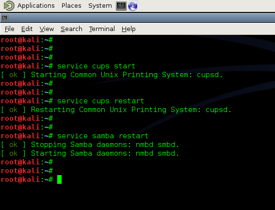 How to install and configure printers on Linux (cups and foomatic-db