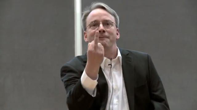 Linus Torvalds quotes - blackMORE Ops