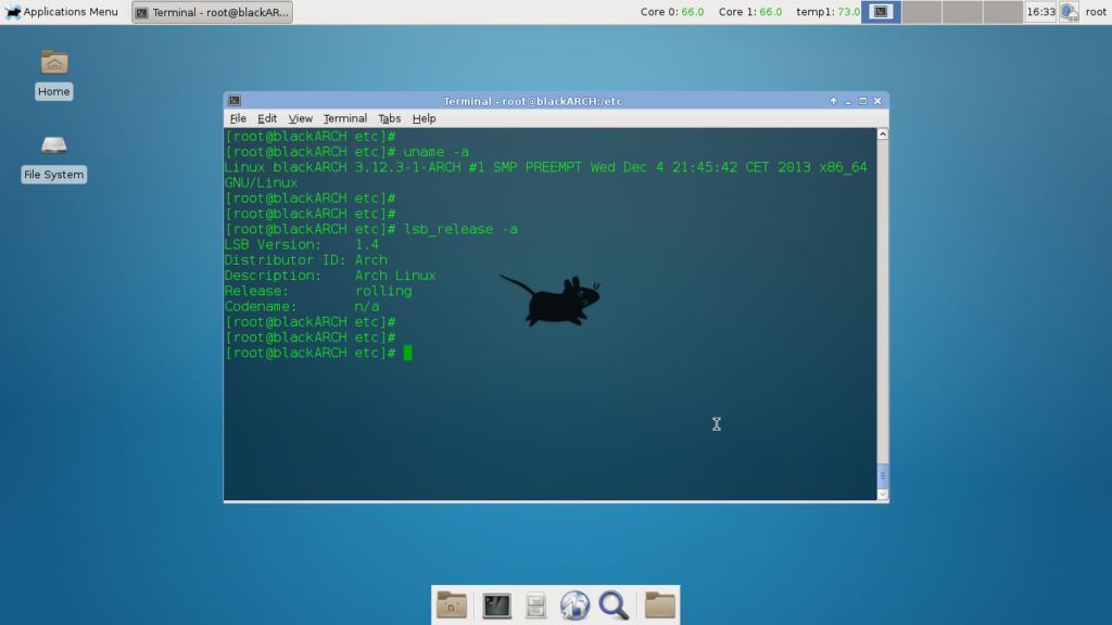 Triple Boot Arch Linux XFCE with Linux Mint and Windows 7