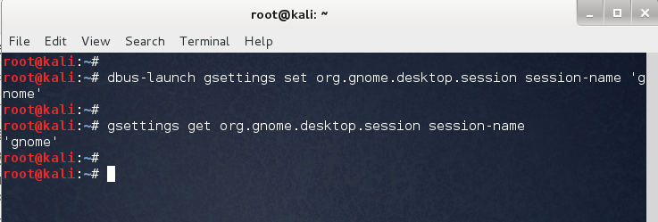 Enable full gnome instead of gnome-fallback in Kali Linux - 2 - blackMORE Ops