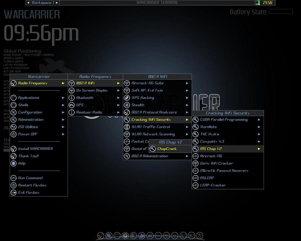 WEAKERTH4N Linux - Notable Penetration Test Linux distributions of 2014 - blackMORE Ops