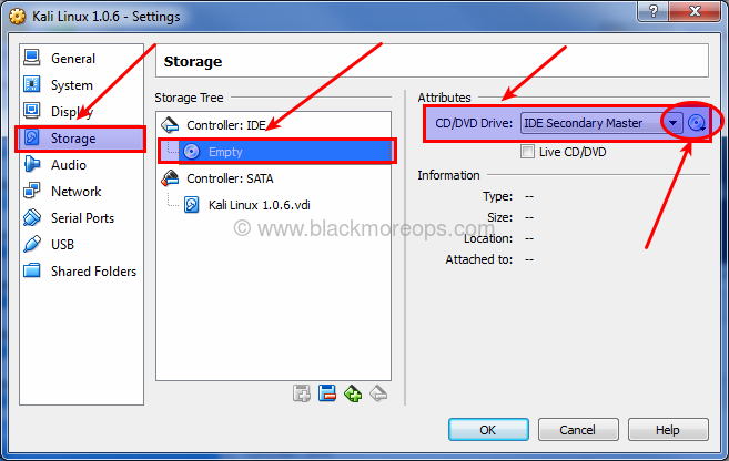 A detailed guide on installing Kali Linux on VirtualBox - blackMORE Ops - (16)