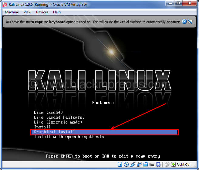 A detailed guide on installing Kali Linux on VirtualBox blackMORE Ops 23