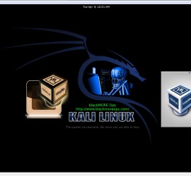 A detailed guide on installing Kali Linux on VirtualBox - blackMORE Ops - (46)