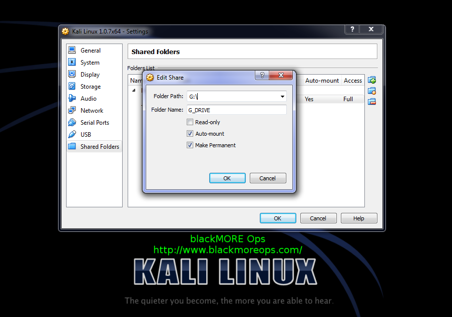 Correct way to install Virtualbox Guest Additions packages