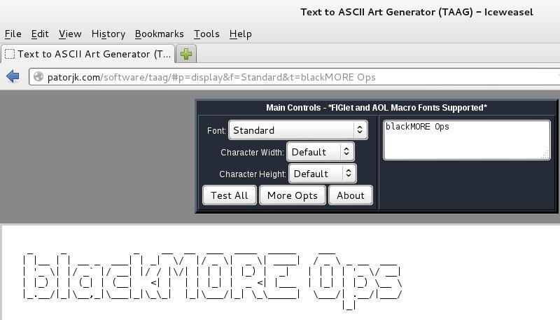Kali Linux remote SSH - How to configure openSSH server - blackMORE Ops -4