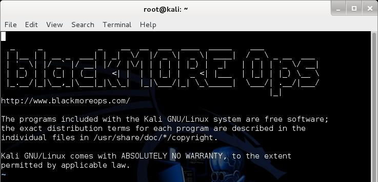 Kali Linux remote SSH - How to configure openSSH server - blackMORE Ops -66