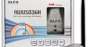 Identify USB Driver - An ALFA AWUS036H USB 802.1bg Long-Range Wireless USB Adapter - blackMORE Ops
