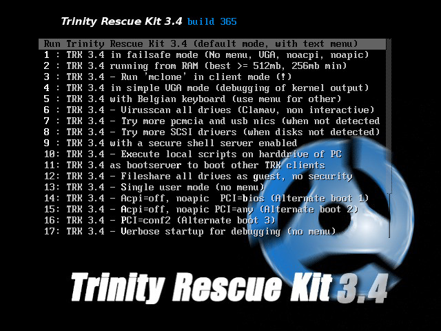 Linux recovery software – Data rescue tools - blackMORE Ops -2