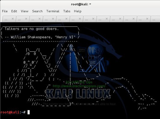 Random quotes and creatures using Fortune and Cowsay in Linux terminal - blackMORE Ops -7