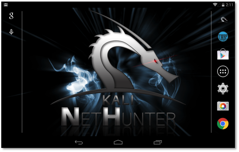 Kali Linux NetHunter - Supported Nexus Nethunter Devices - blackMORE Ops -11