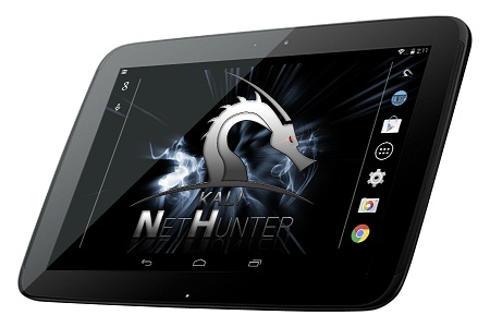 NetHunter supported devices - Nexus 10 - blackMORE Ops -3