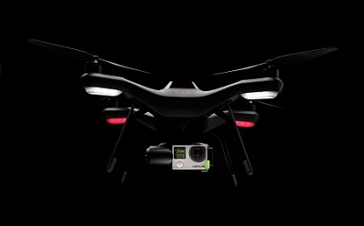 3D Robotics reveals its new 3DR Solo Quadcopter running on Linux - 3DR Solo - blackMORE Ops - 3