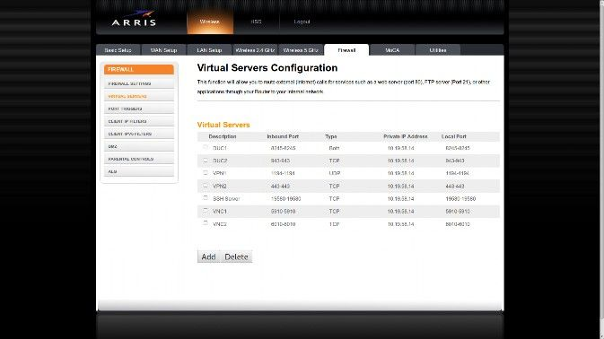 A complete solution for own private SSH, VPN and VNC server - blackMORE Ops - 1