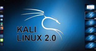 Kali Linux 2.0 - Kali Sana - blackMORE Ops