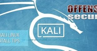 Kali Linux 2.0 Top 10 post install tips by Offensive Security