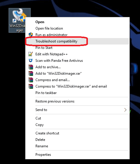 Create Kali Bootable Installer USB Drive in Windows 10 - blackMORE Ops - 1