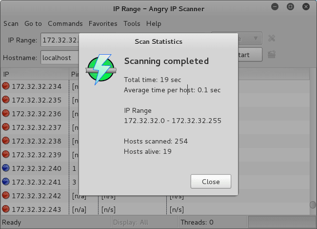 Install Angry IP Scanner on Kali Linux - blackMORE Ops 3