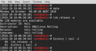 Add timestamp to terminal in Linux - blackMORE Ops - 2
