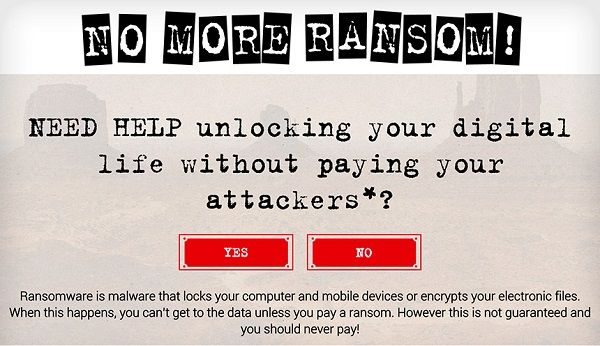 Get help when your device is CryptoLocked - blackMORE Ops - 1