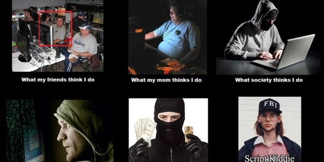 10 funny stereotypes about Hackers