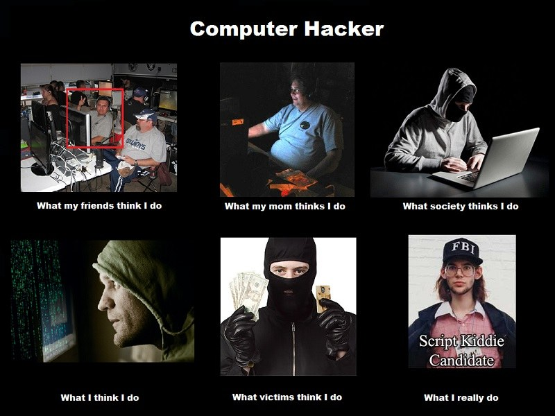 10 funny stereotypes about Hackers - blackMORE Ops - 10
