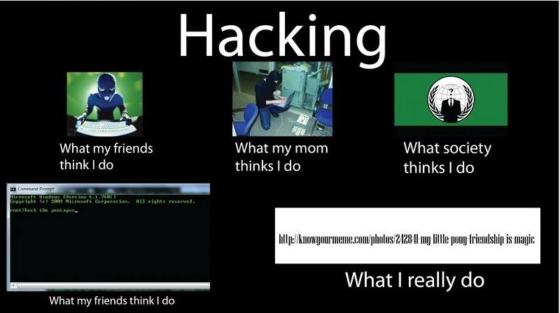 10 funny stereotypes about Hackers - blackMORE Ops - 2