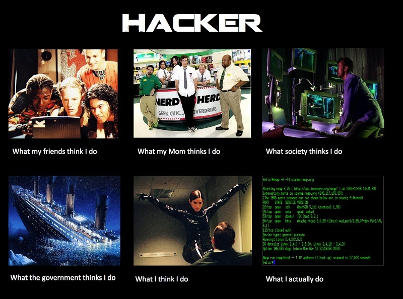 10 funny stereotypes about Hackers - blackMORE Ops - 6
