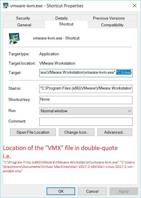 VMware KVM mode with VMware Workstation - blackMORE Ops - 4