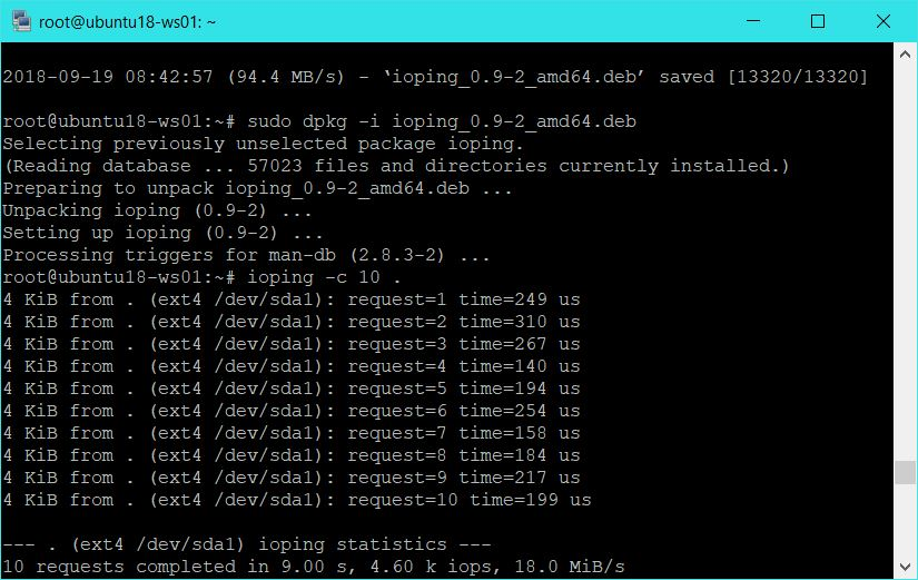 Azure Screenshot - blackMORE Ops