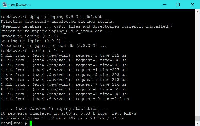 Upcloud Screenshot. - blackMORE Ops