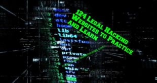 124 legal hacking websites to practice and learn