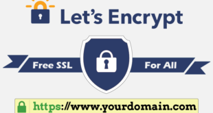 Setting Up A Free TLS/SSL Certificate With Let's Encrypt