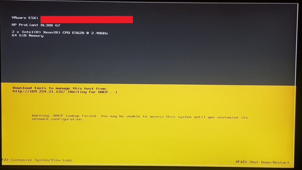 Accessing ESXi console screen from an SSH session - 3