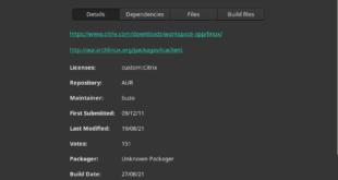 Citrix ICAClient on Manjaro Linux
